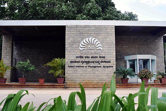 Indian Institute of Management Bangalore (IIMB)